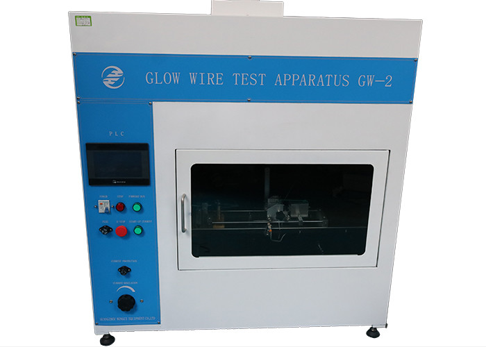 IEC60695-2-10 Flammability Testing Equipment PLC Control